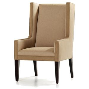 Jessica Charles Fine Upholstered Accents Aaron Chair