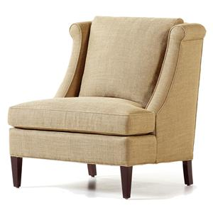 Jessica Charles Fine Upholstered Accents Calvin Chair