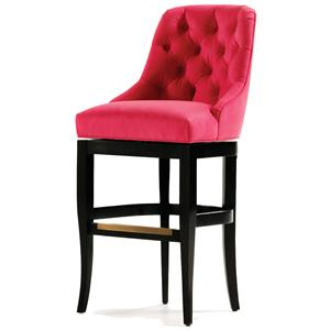 Jessica Charles Fine Upholstered Accents Lauren Barstool