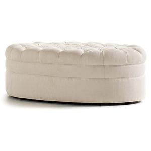 Jessica Charles Fine Upholstered Accents Marilyn Ottoman