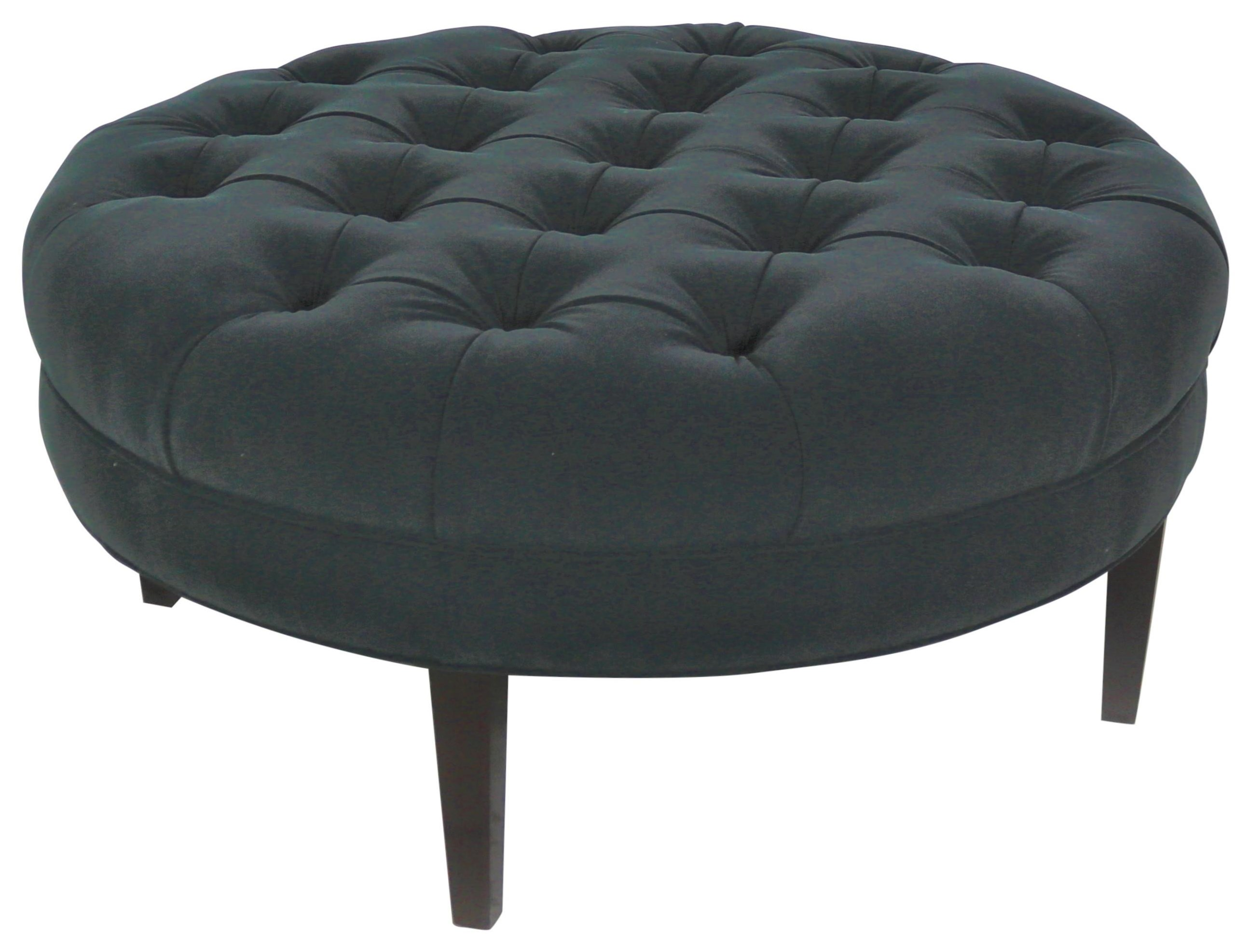 Fine Upholstered Accents Ottoman by Jessica Charles at Sprintz Furniture