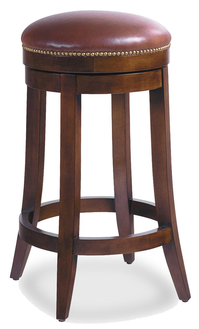 Fine Upholstered Accents Charles Barstool by Jessica Charles at Sprintz Furniture