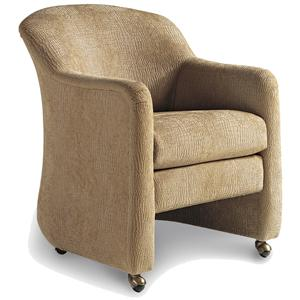 Jessica Charles Fine Upholstered Accents Tsion Game Chair