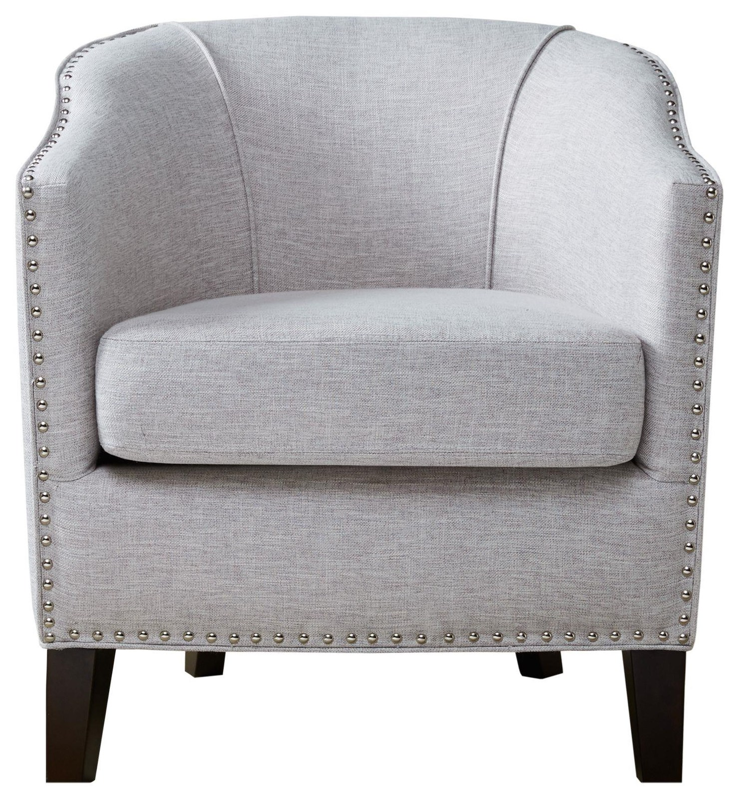Home Accents Barrel Back Accent Chair at Belfort Furniture