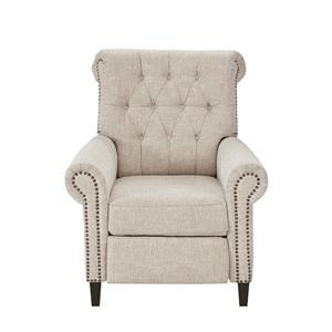 Tufted Back Recliner