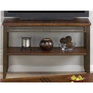 Jofran Barrington Cherry Sofa Table/Media Unit