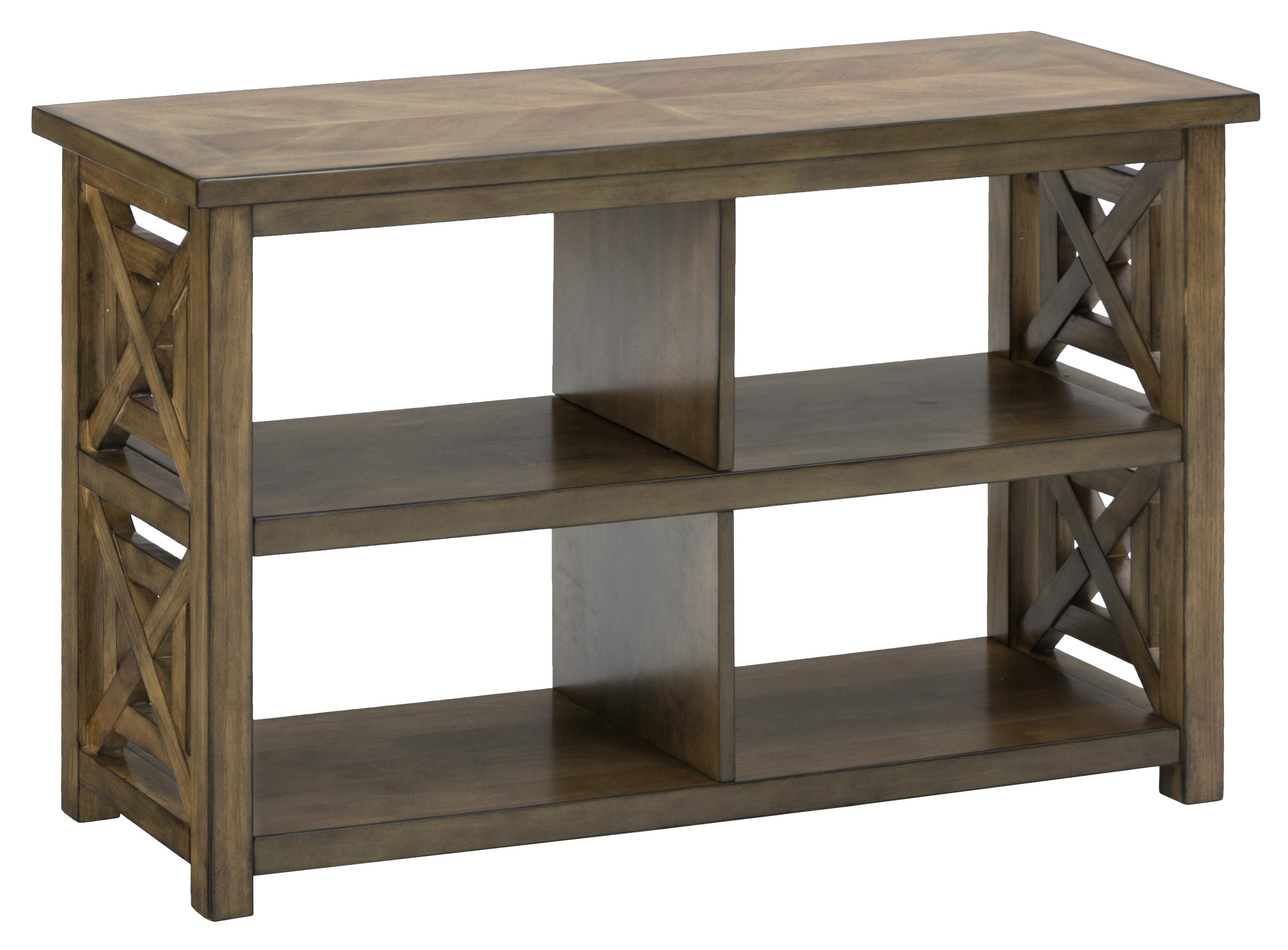 Brady Birch Sofa Table by Jofran at Pilgrim Furniture City