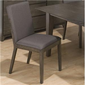 Jofran Antique Gray Ash Side Chair