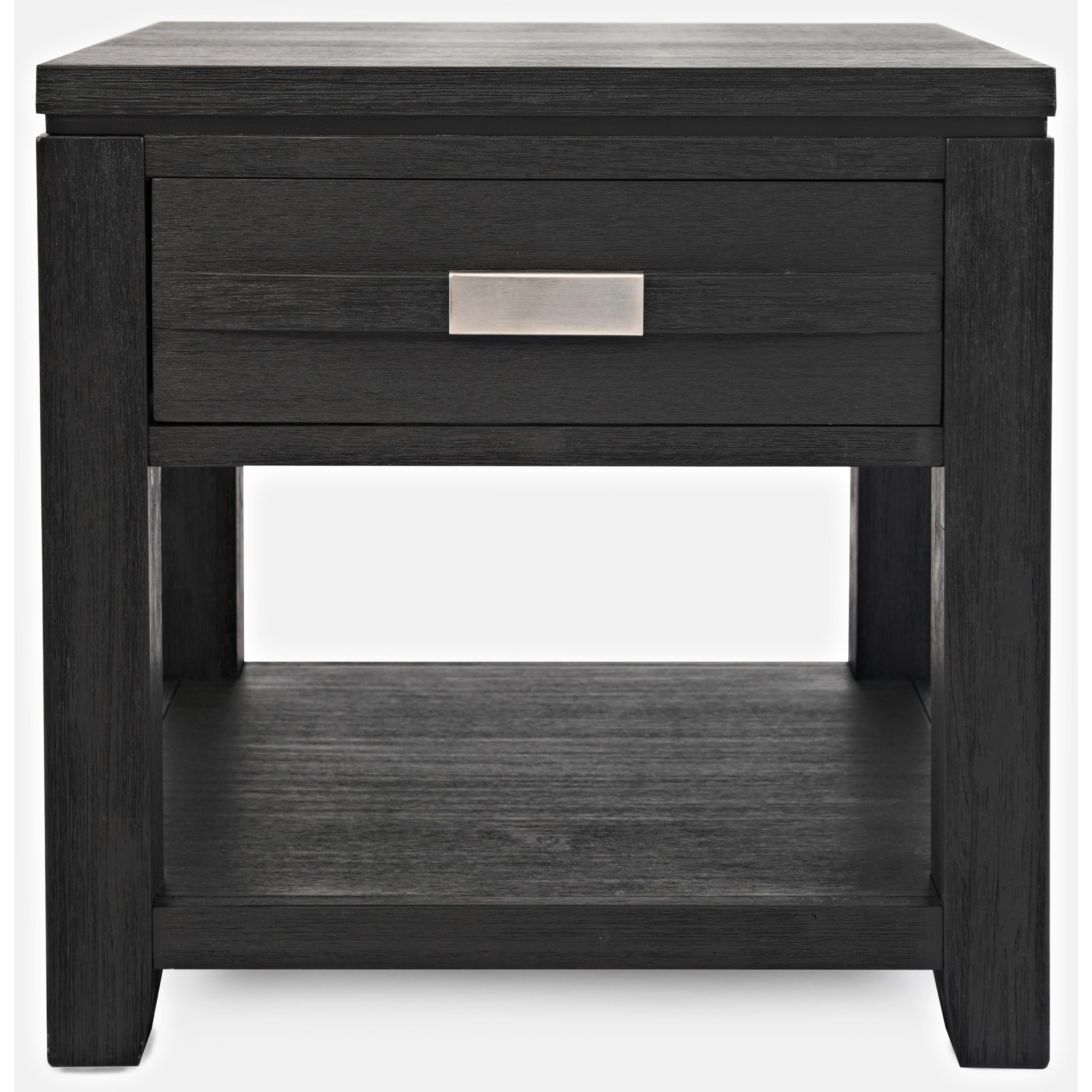 Altamonte End Table with Shelf by Jofran at Sparks HomeStore