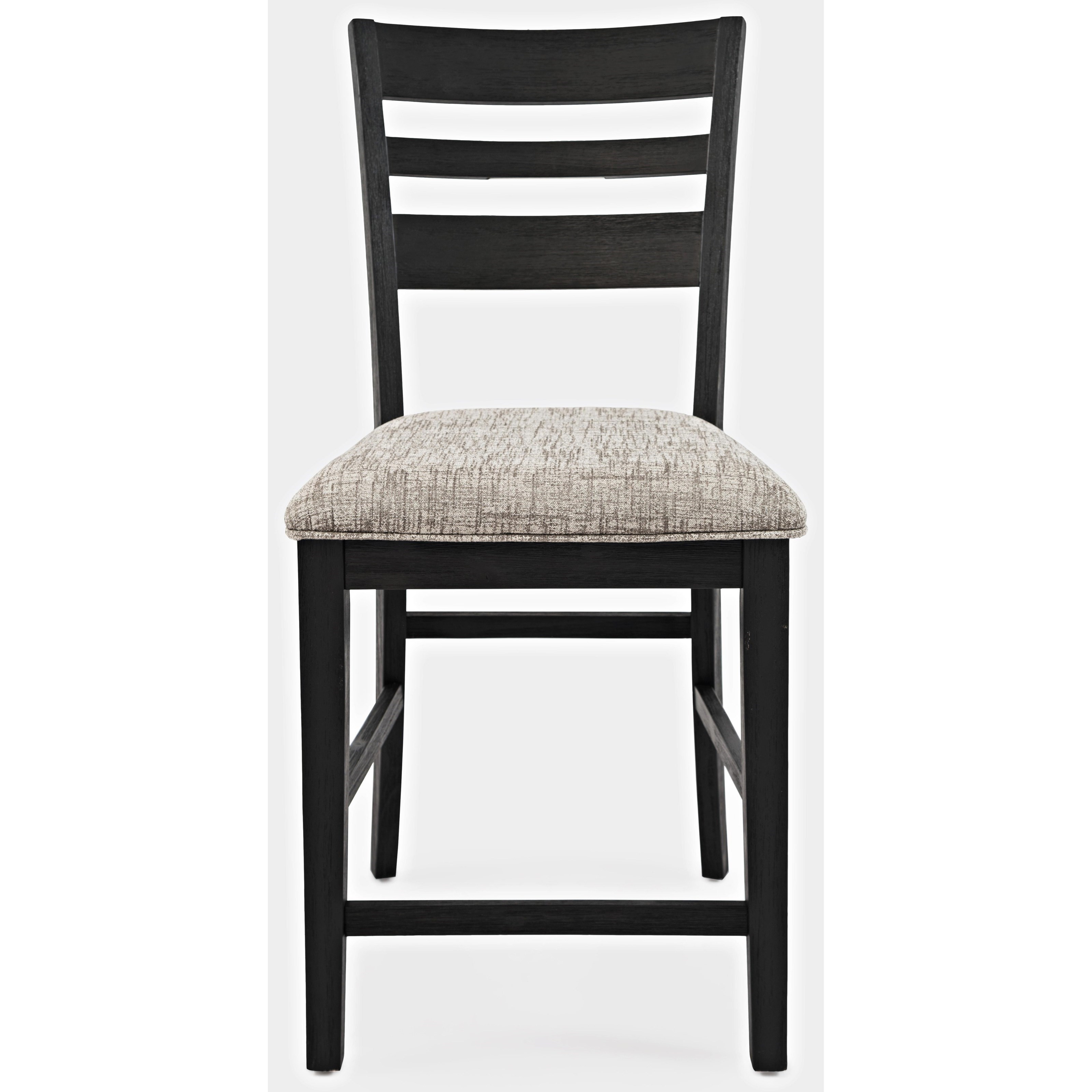 Altamonte Ladderback Counter Stool by VFM Signature at Virginia Furniture Market