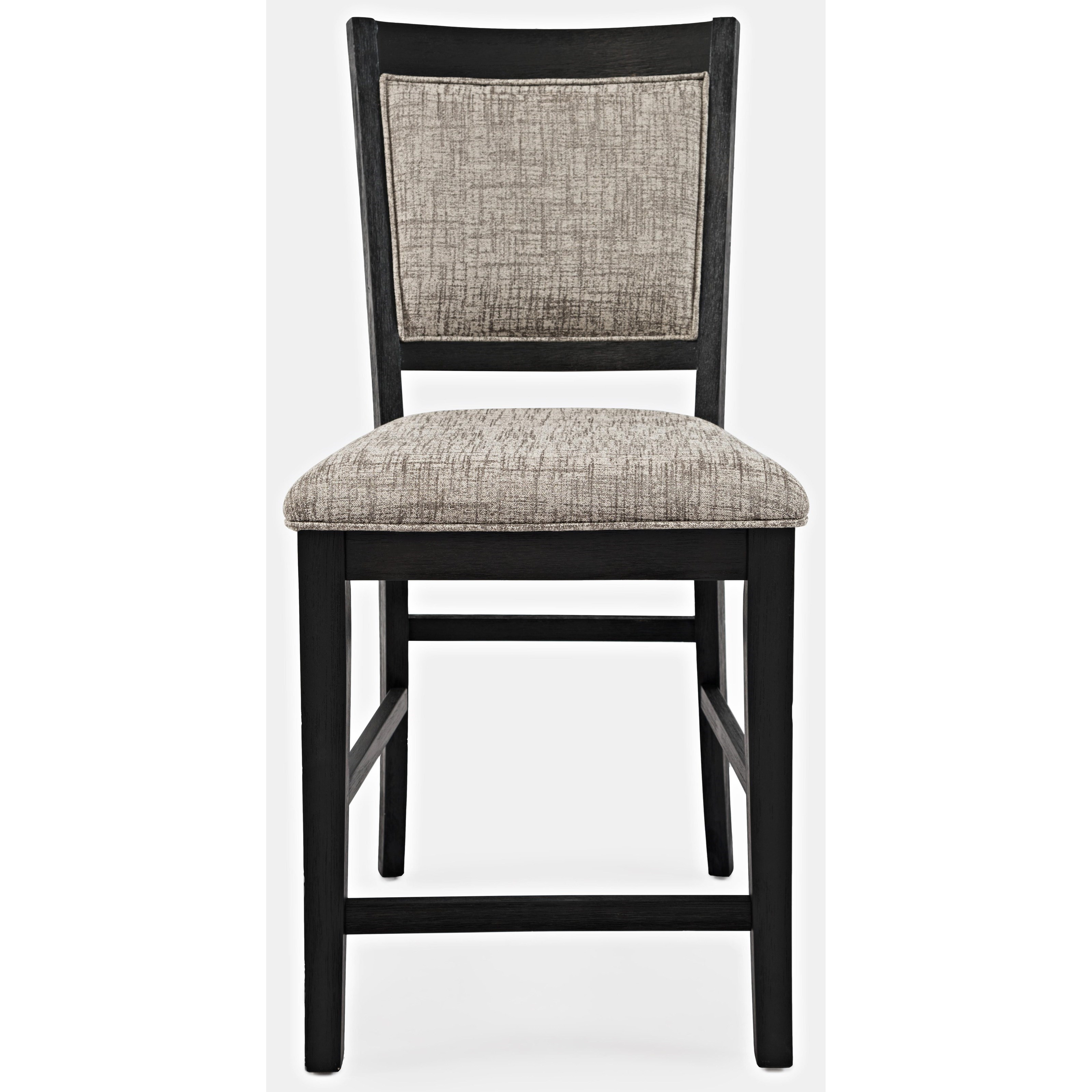 Altamonte Upholstered Counter Stool by VFM Signature at Virginia Furniture Market