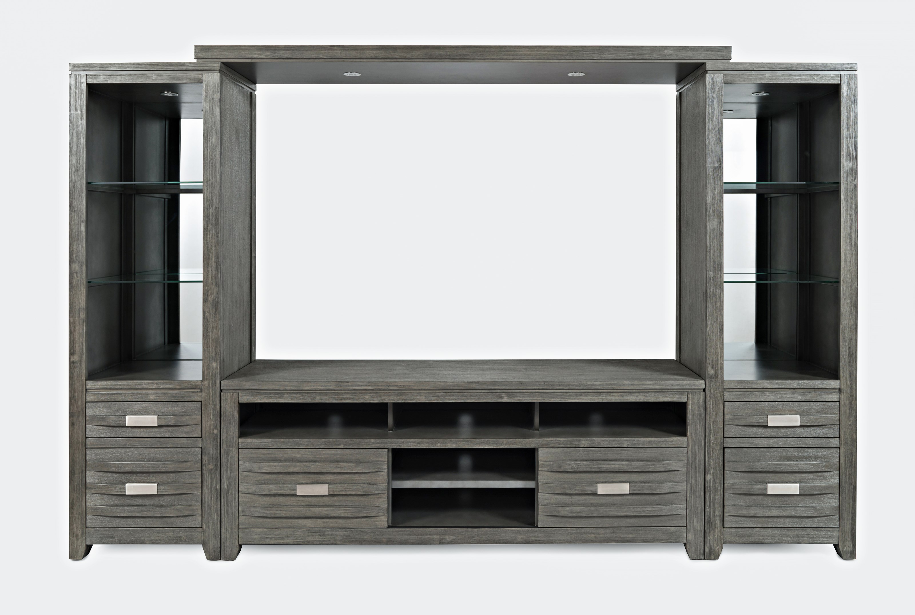 Altamonte  Entertainment Wall by Jofran at Simply Home by Lindy's