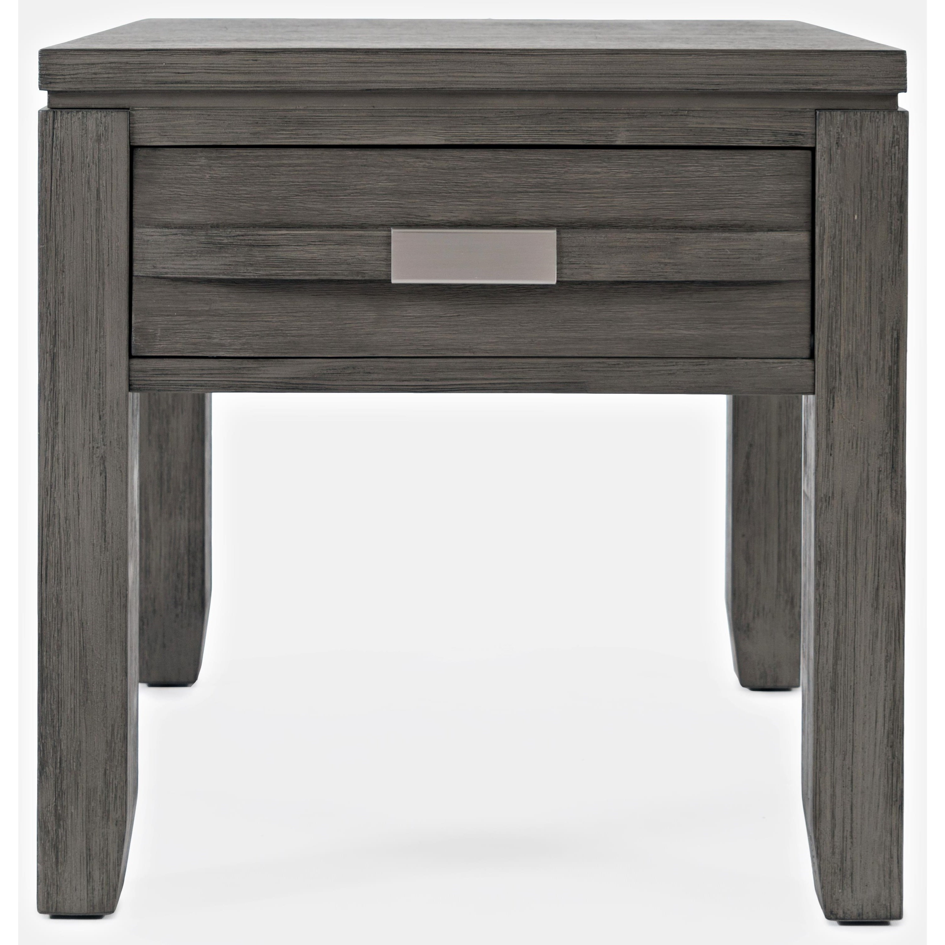 Altamonte  End Table with Drawer by Jofran at Pilgrim Furniture City