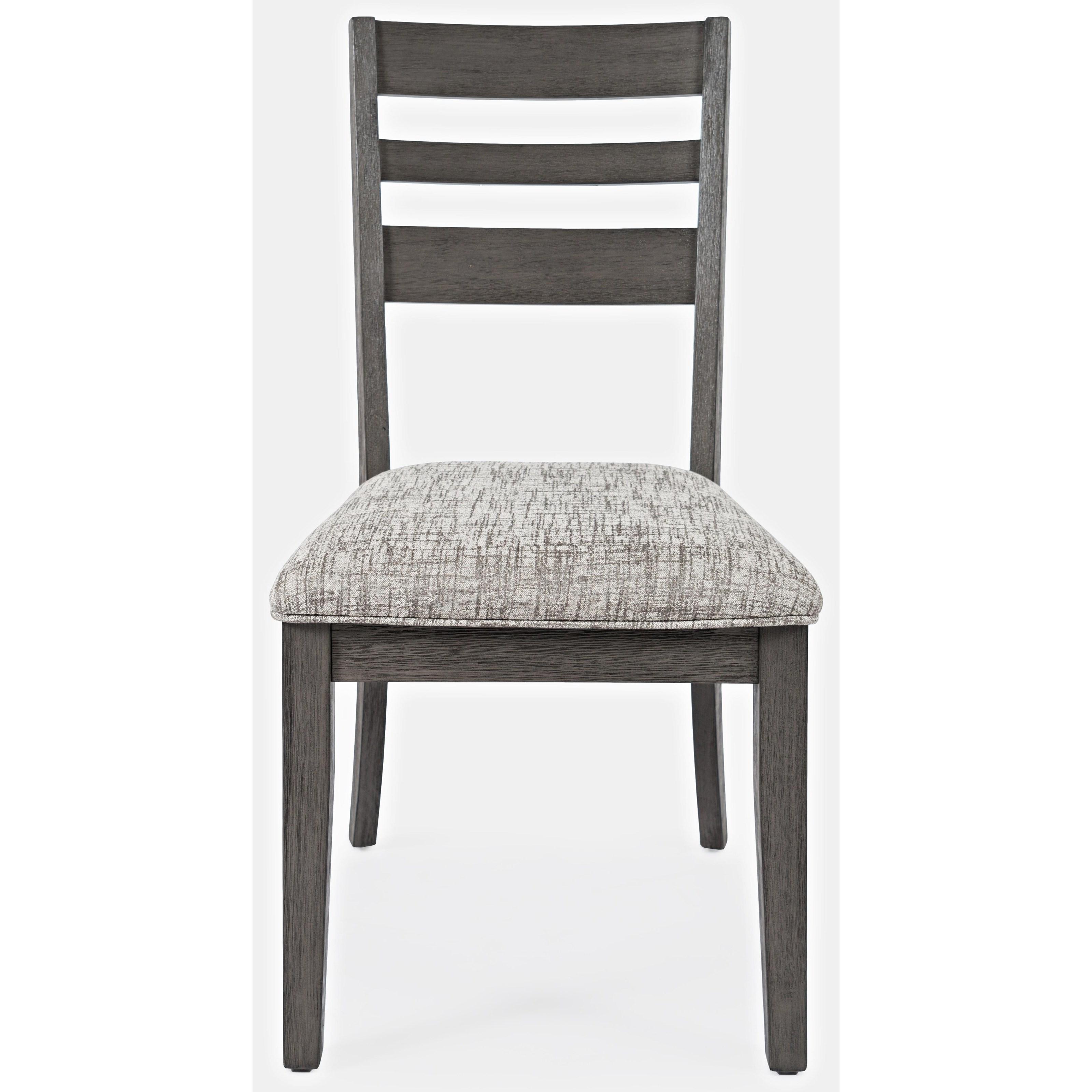 Altamonte  Ladderback Chair by Jofran at Lapeer Furniture & Mattress Center