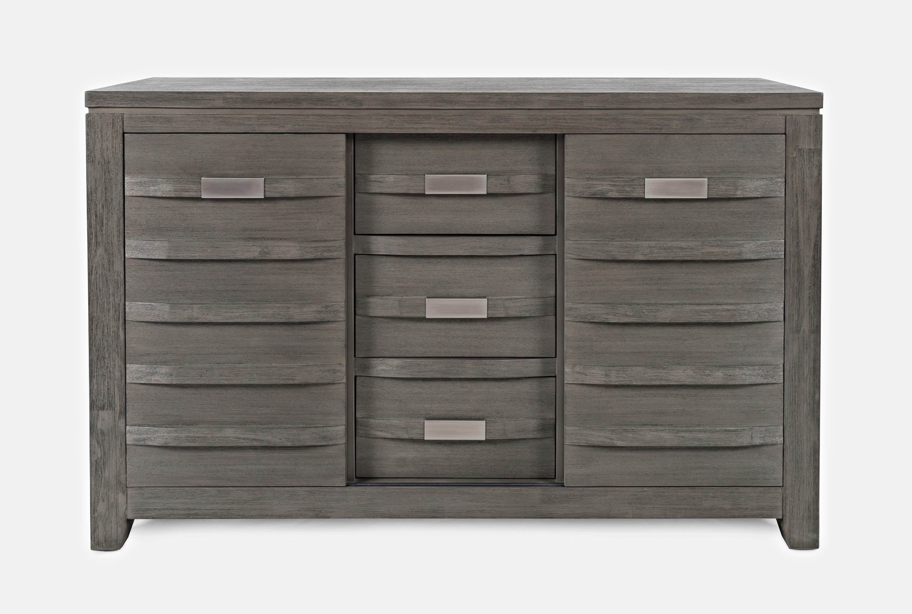"""Altamonte  54"""" Server w/Three Drawers and Sliding Door by Jofran at Zak's Home"""