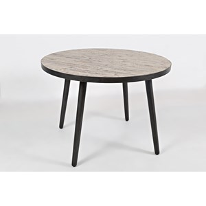 "Jofran American Retrospective 42"" Round Dining Table"
