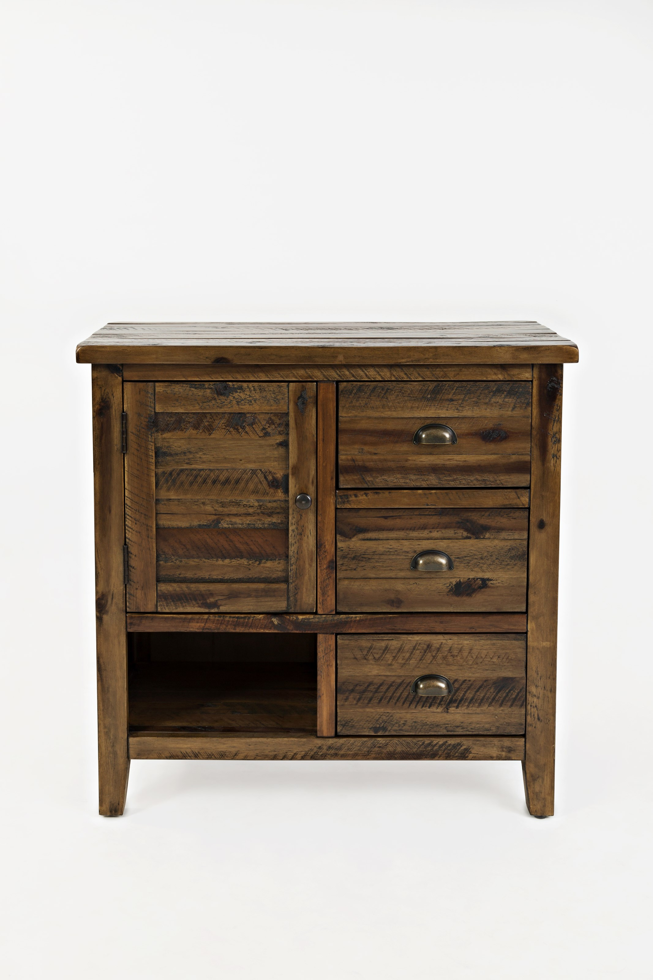 Artisan's Craft Accent Chest by Jofran at Simply Home by Lindy's