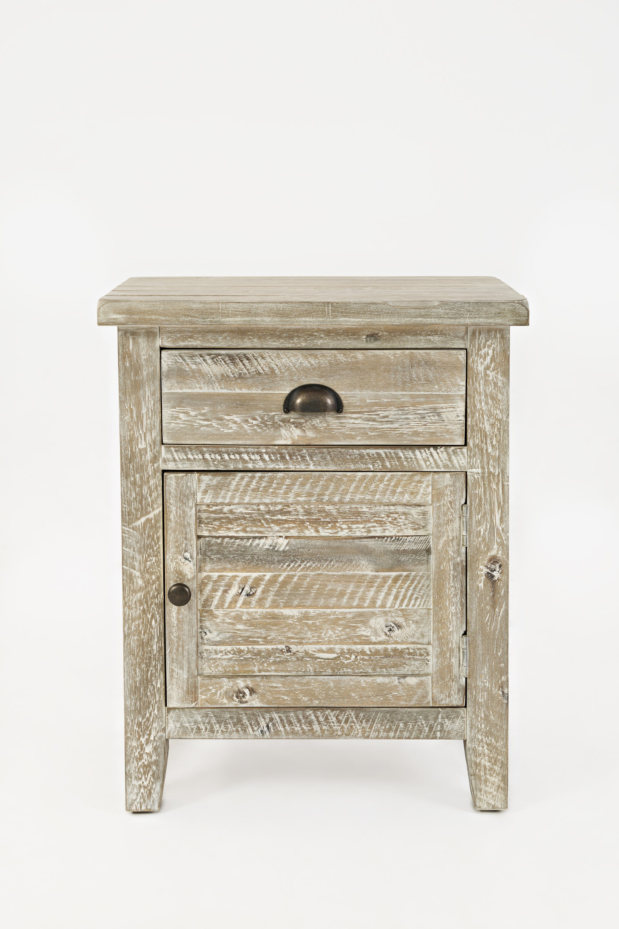 Artisan's Craft Accent Table by Jofran at Lapeer Furniture & Mattress Center