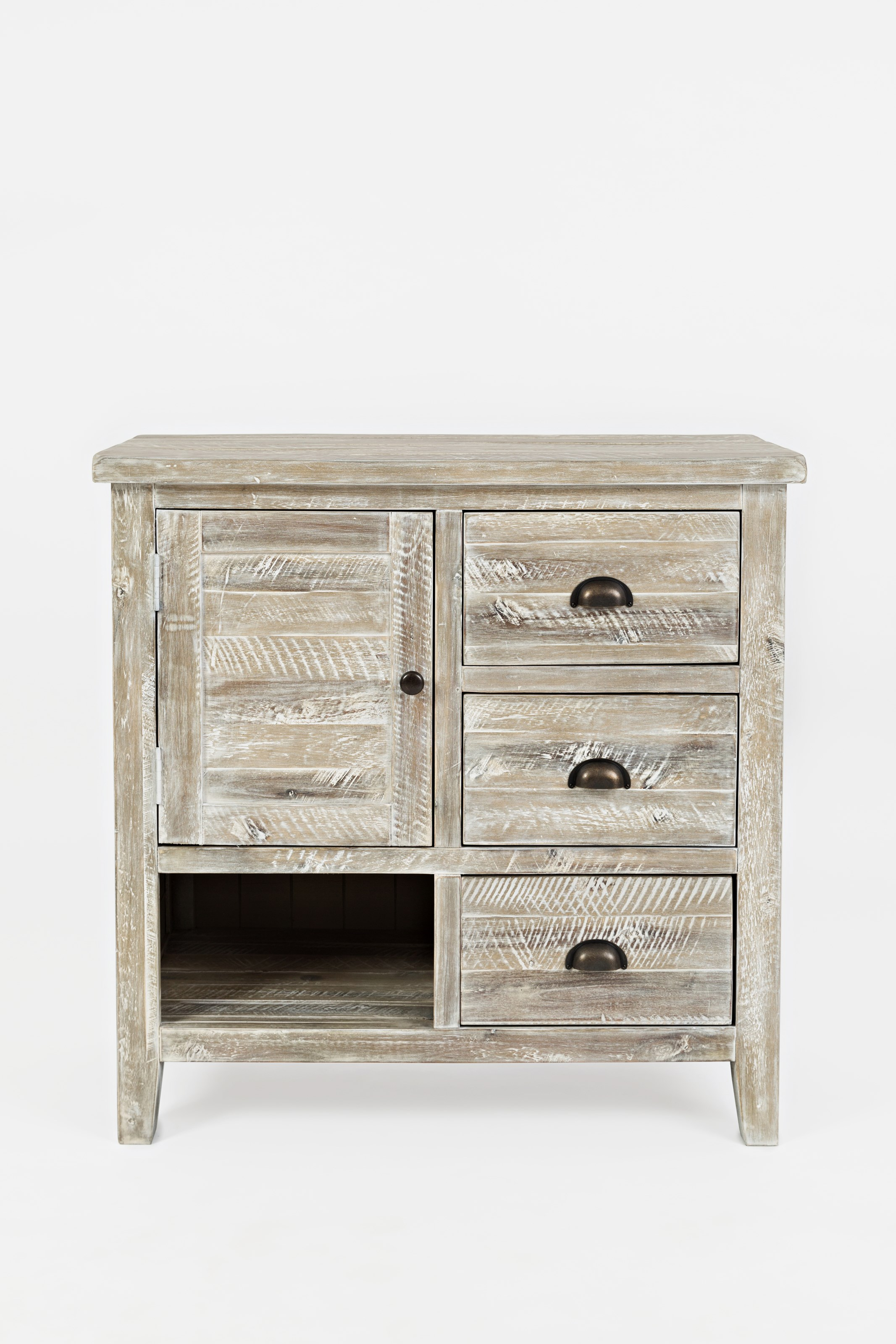 Artisan's Craft Accent Chest by Jofran at Lapeer Furniture & Mattress Center
