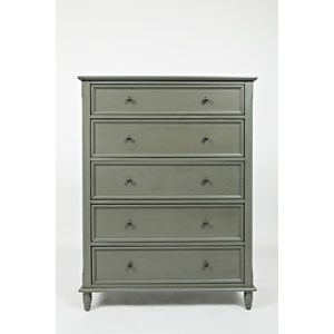 Jofran Avignon Youth 5 Drawer Chest