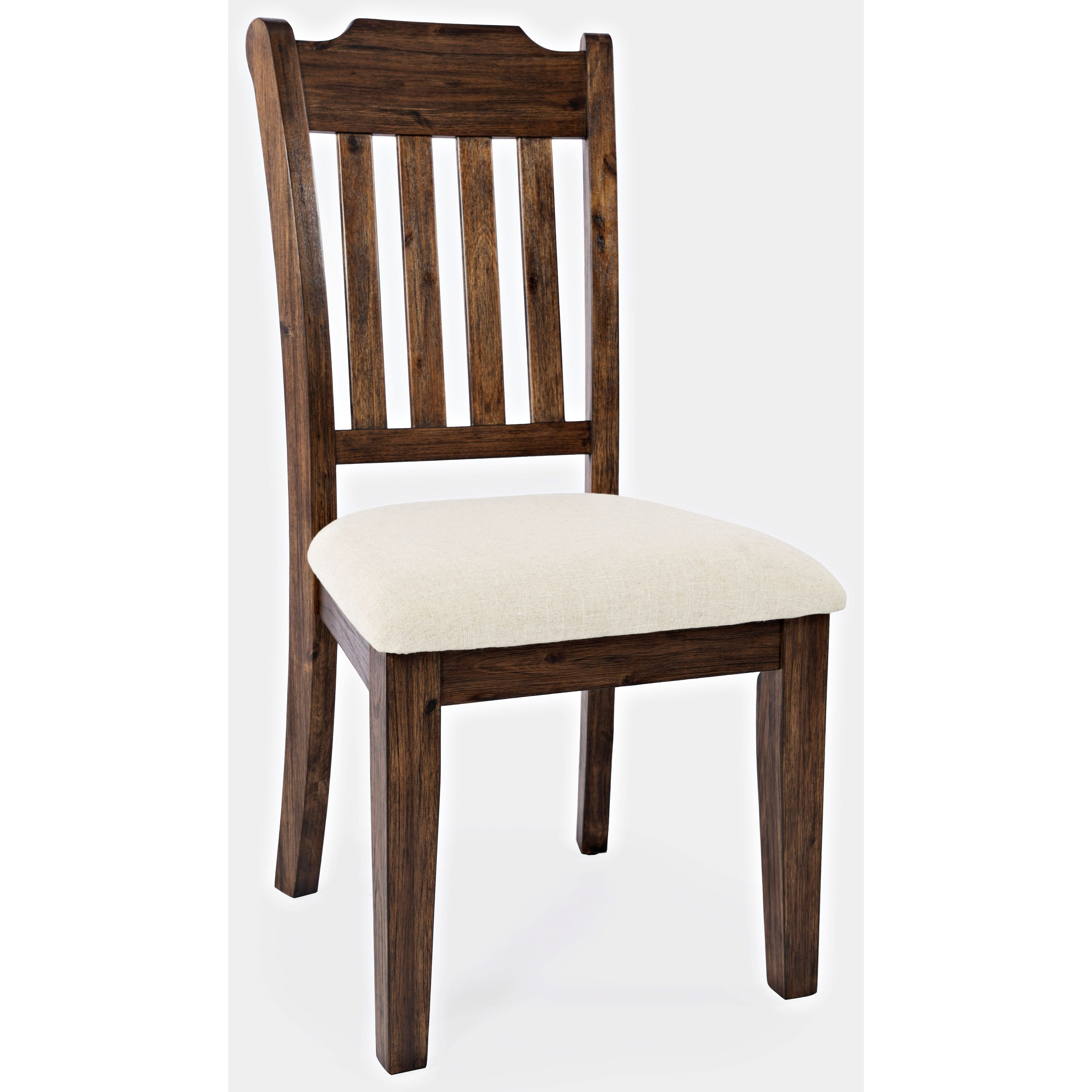 Bakersfield Slatback Dining Chair (2/CTN) by Jofran at Gill Brothers Furniture