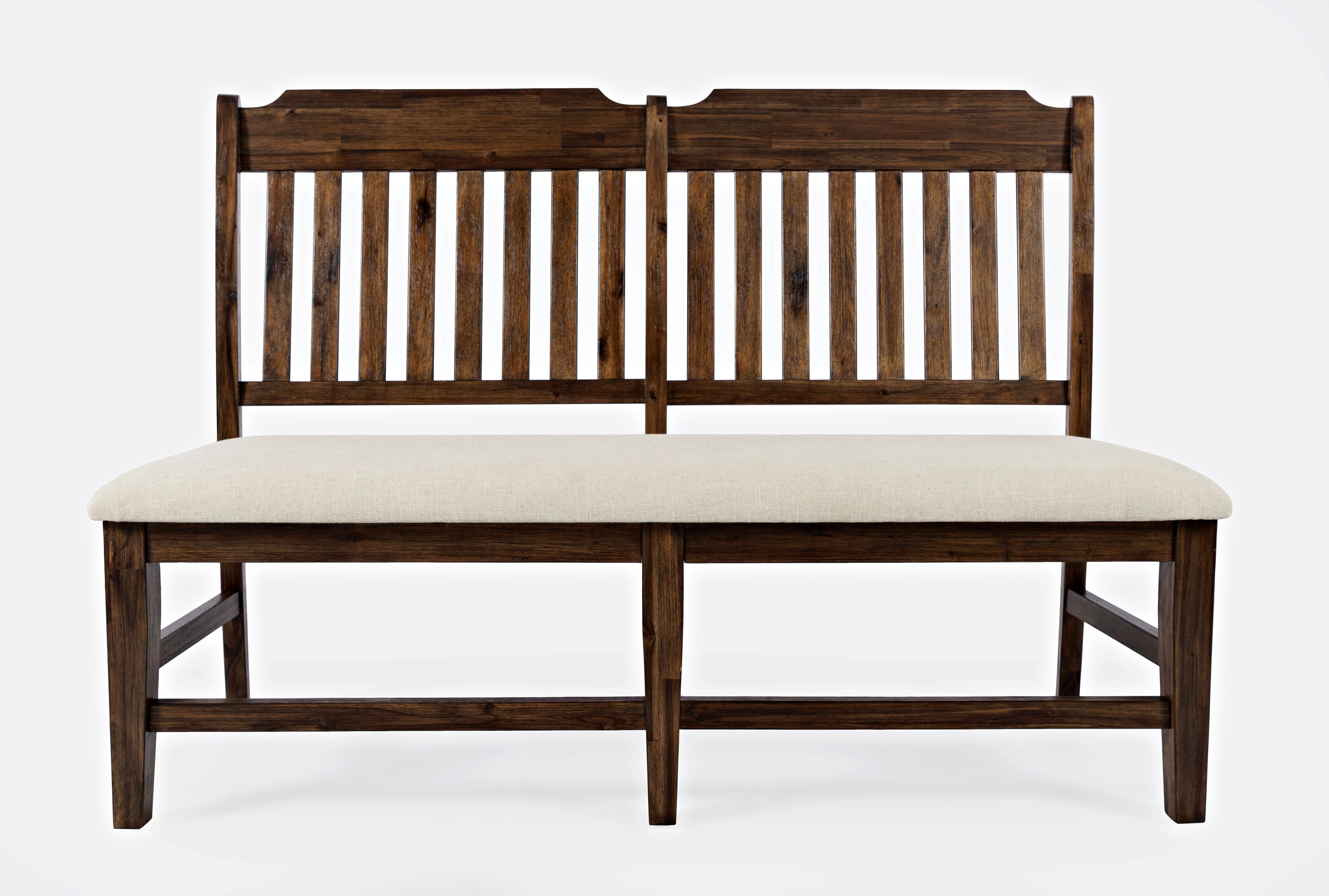 Bakersfield Dining Bench by Jofran at Van Hill Furniture