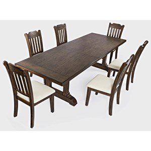 7pc Dining Room Group