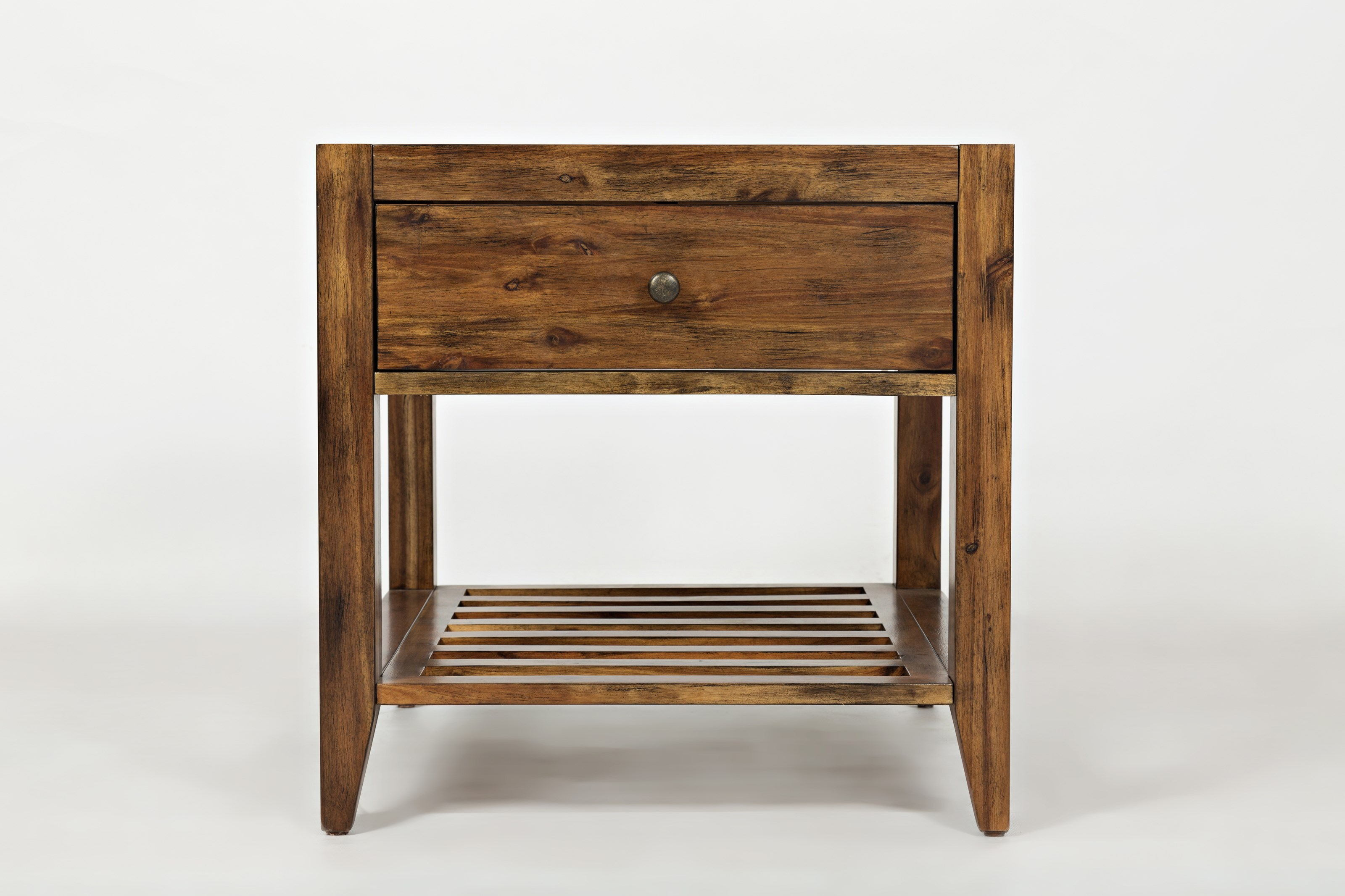 Beacon Street End Table by Jofran at HomeWorld Furniture