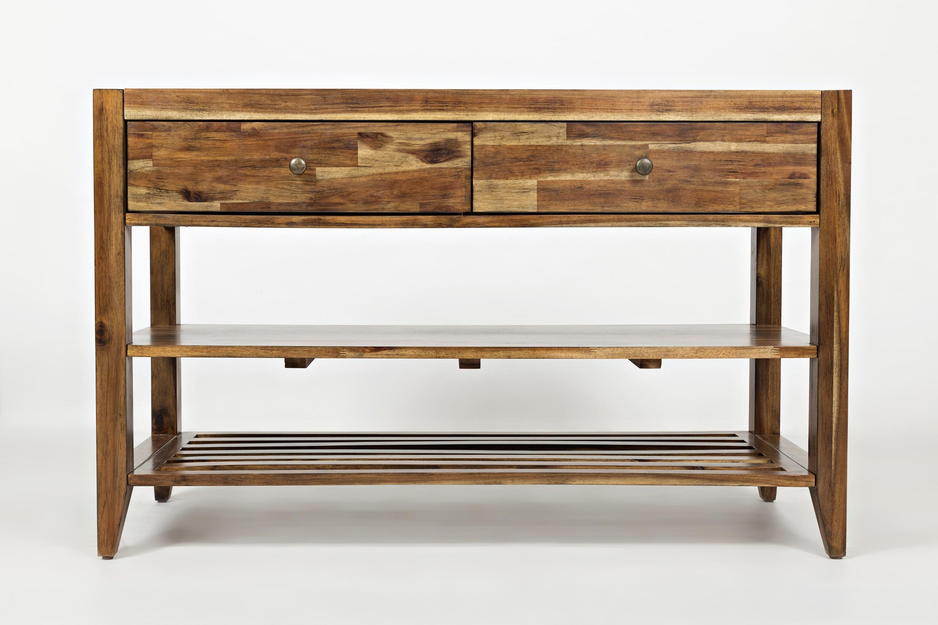 Beacon Street Sofa Table by Jofran at Jofran