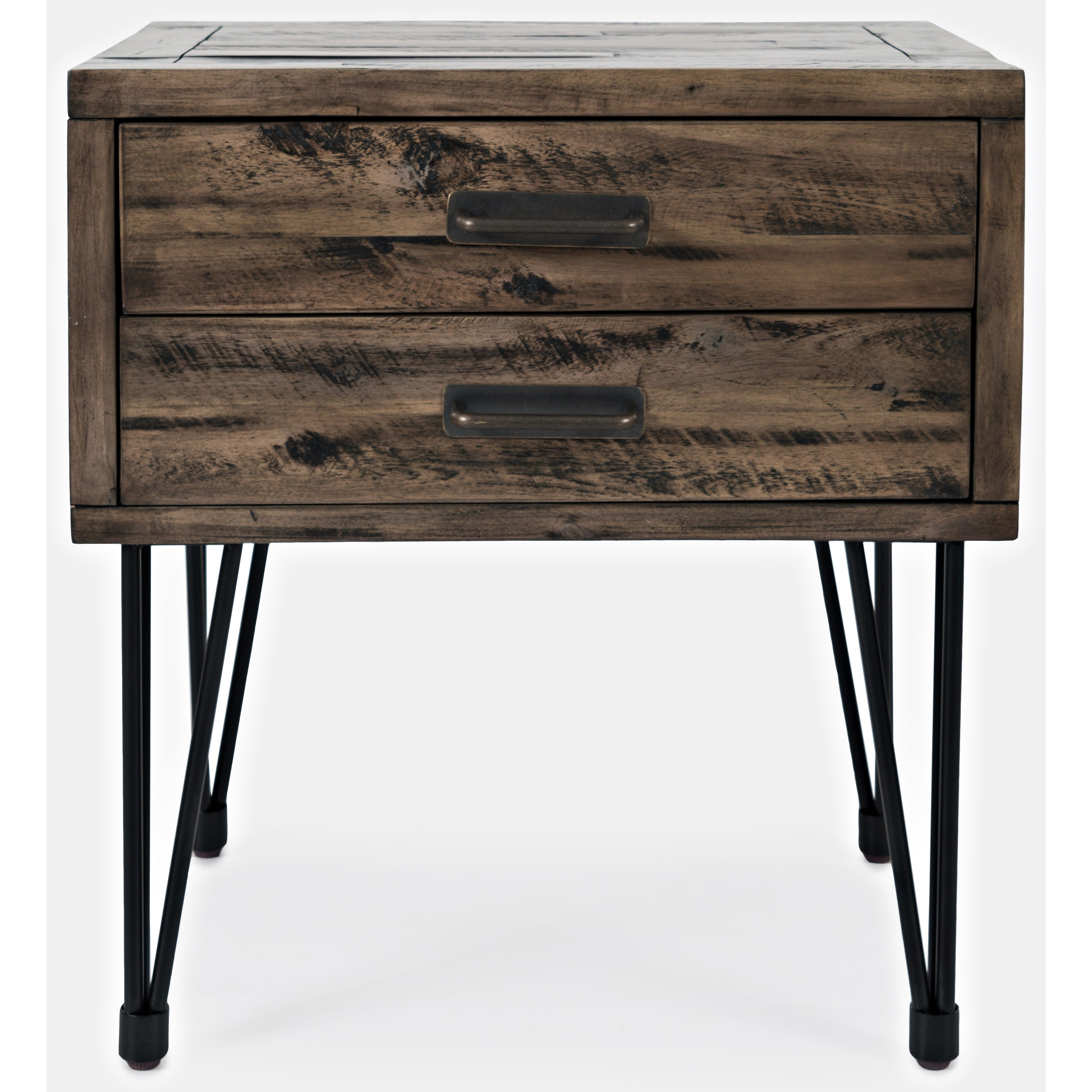 Blackstone End Table by Jofran at Beck's Furniture