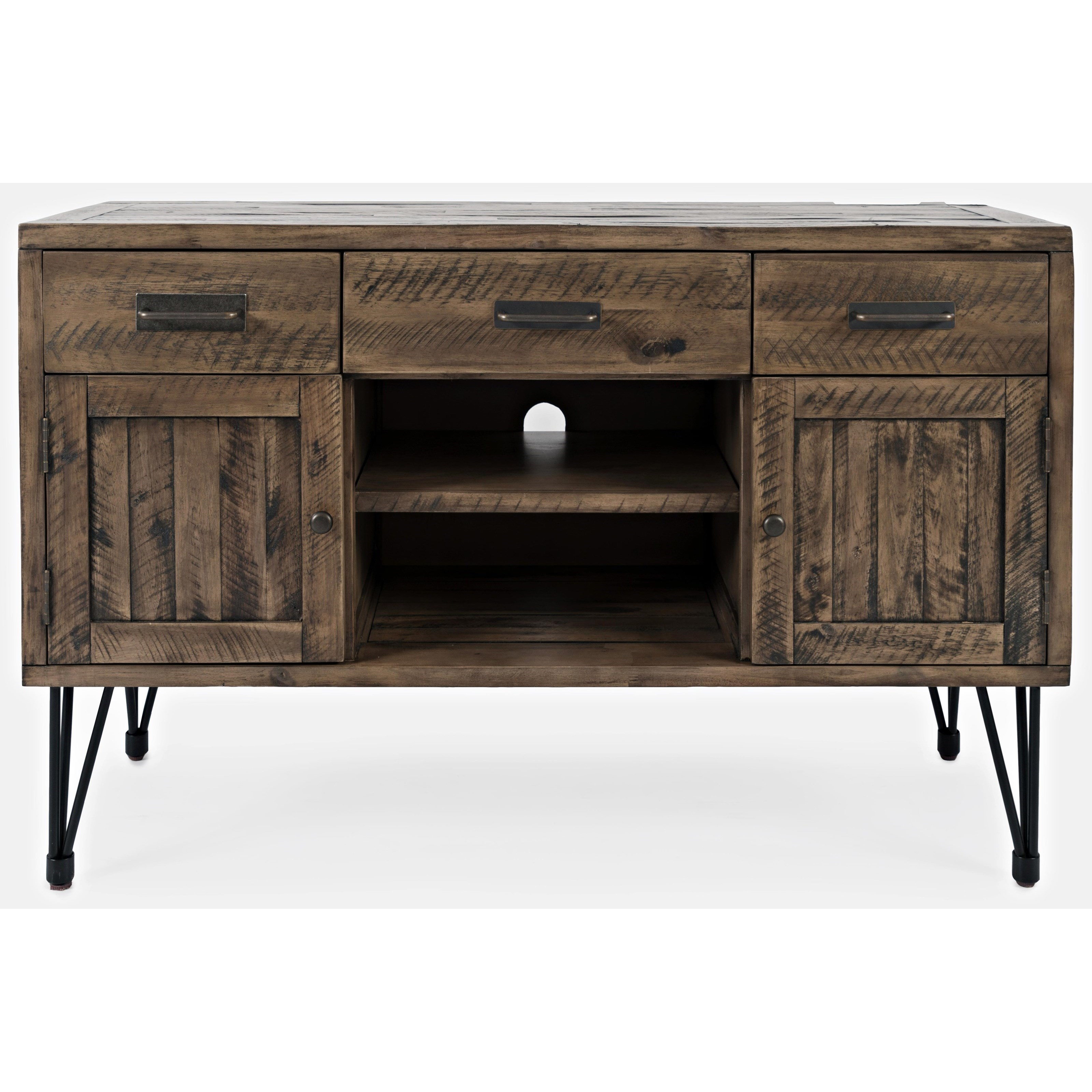 Blackstone Media Console by Jofran at Sparks HomeStore