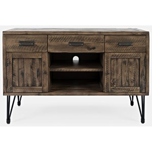 """50"""" 3-Drawer and 2-Door Media Console"""