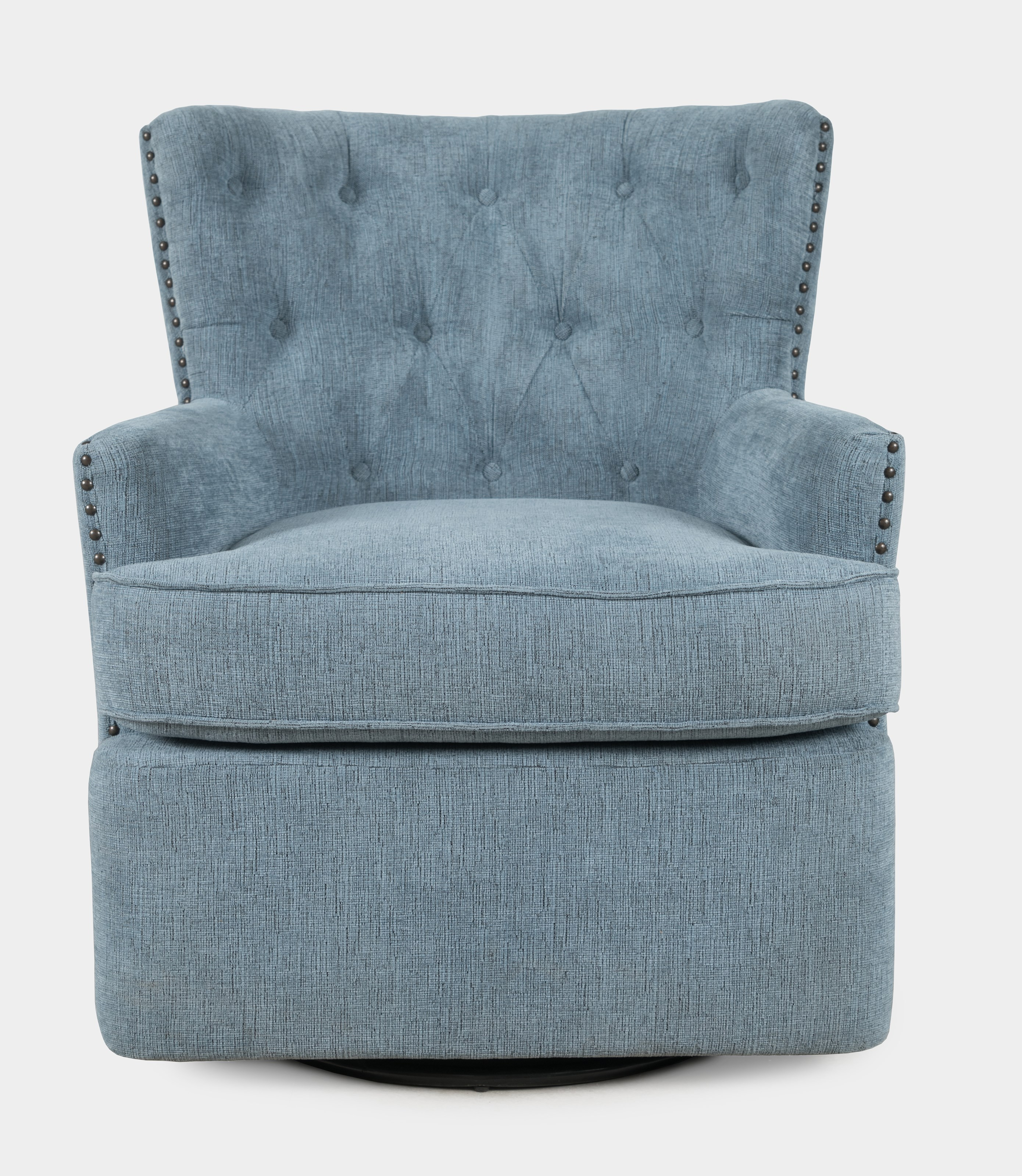 Bryson Swivel Accent Chair by Jofran at Furniture and ApplianceMart