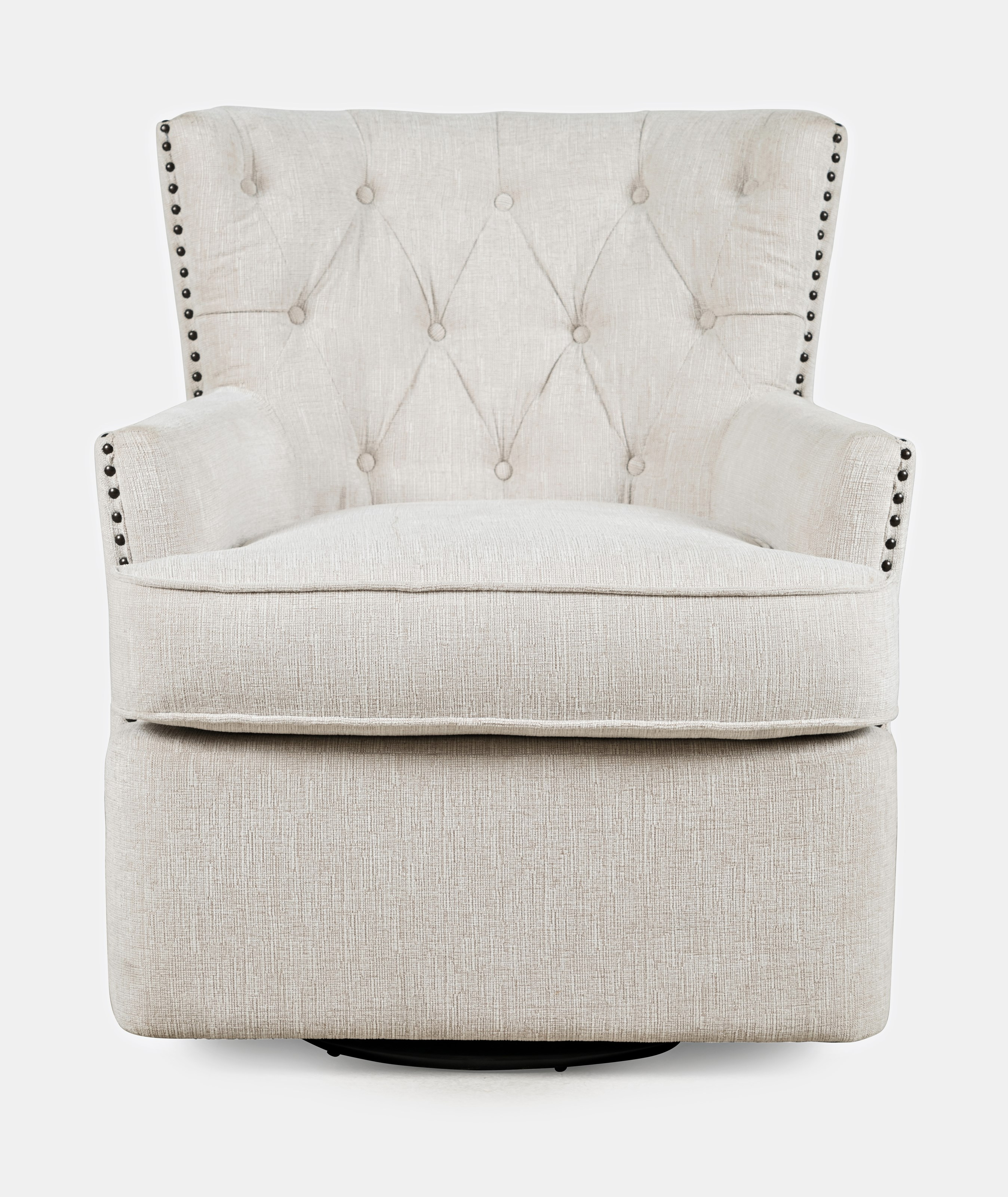 Bryson Swivel Accent Chair by Jofran at Jofran