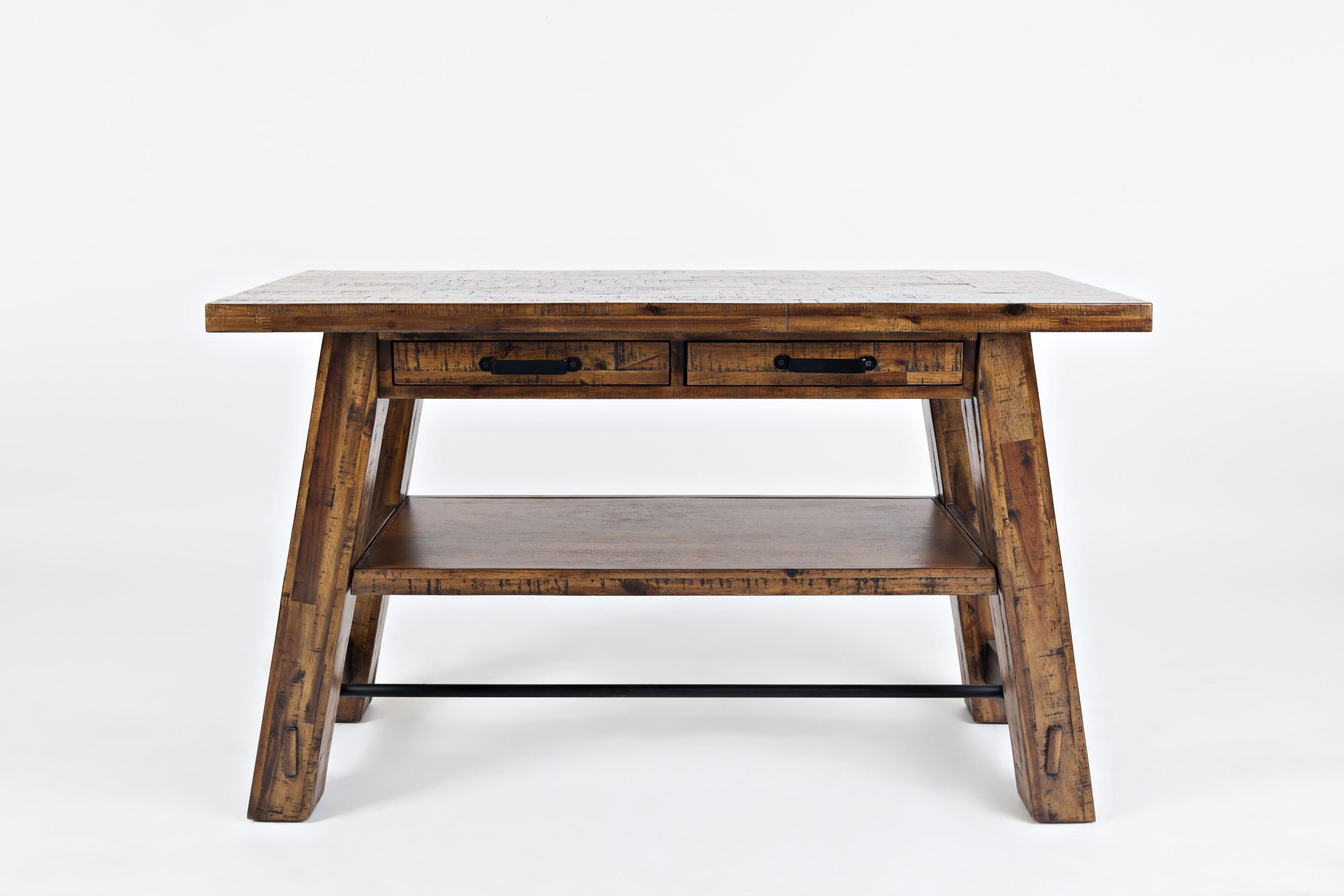 Trestle Sofa Table