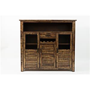 Jofran Cannon Valley Wine Cabinet