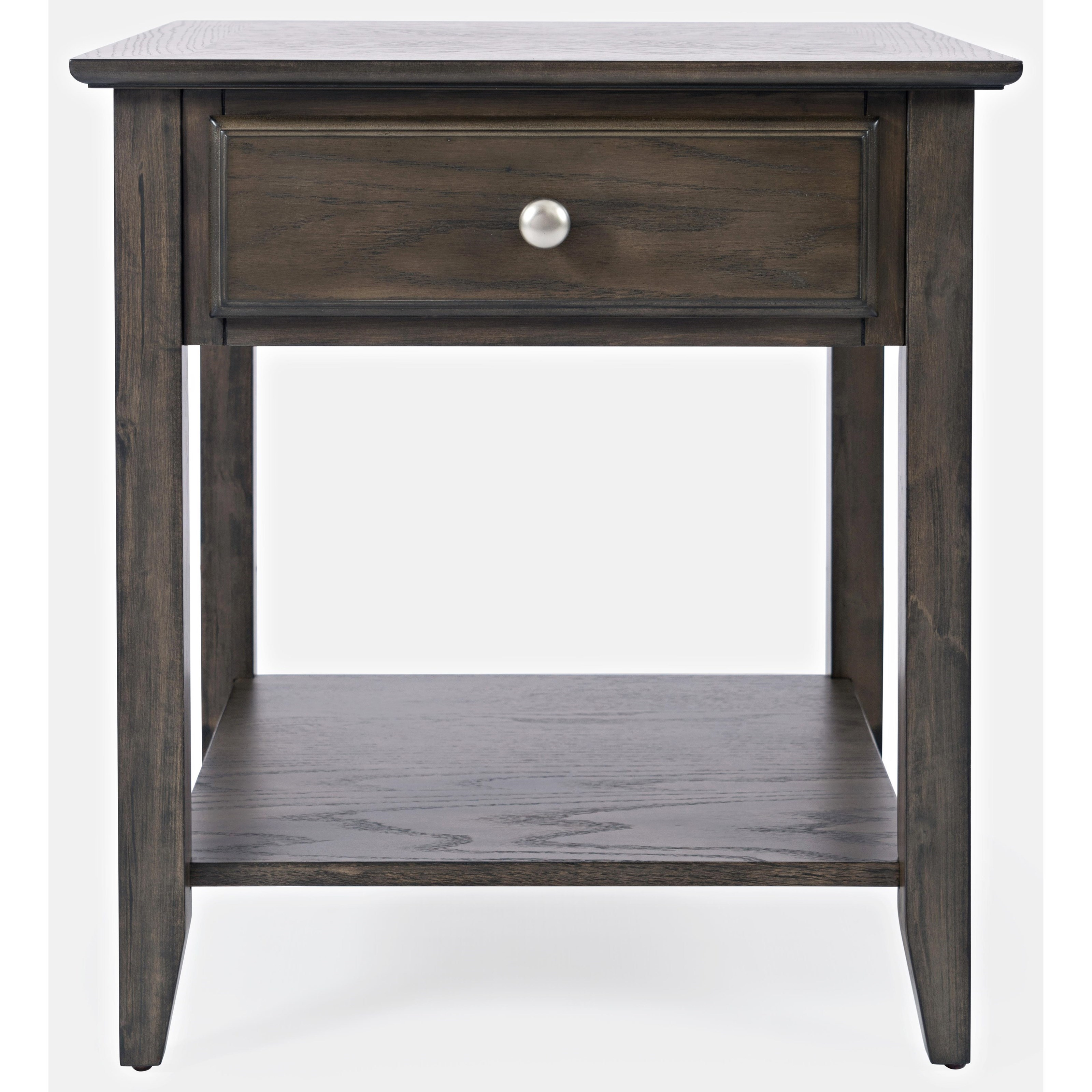 Carlton End Table w/ Drawer by Jofran at Value City Furniture