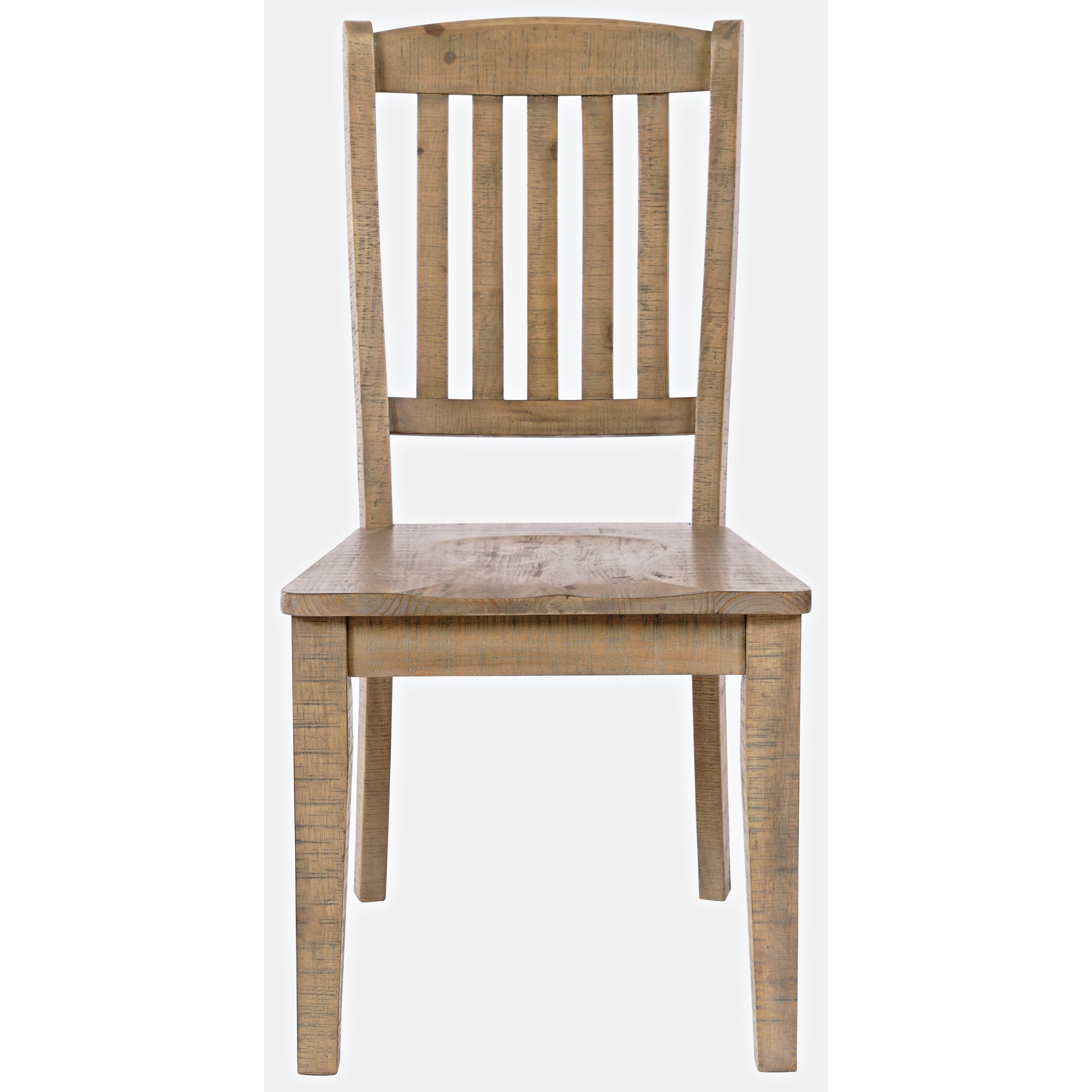 Carlyle Crossing Slatback Chair by Jofran at Crowley Furniture & Mattress