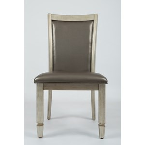 Jofran Casa Bella Upholstered Dining Chair