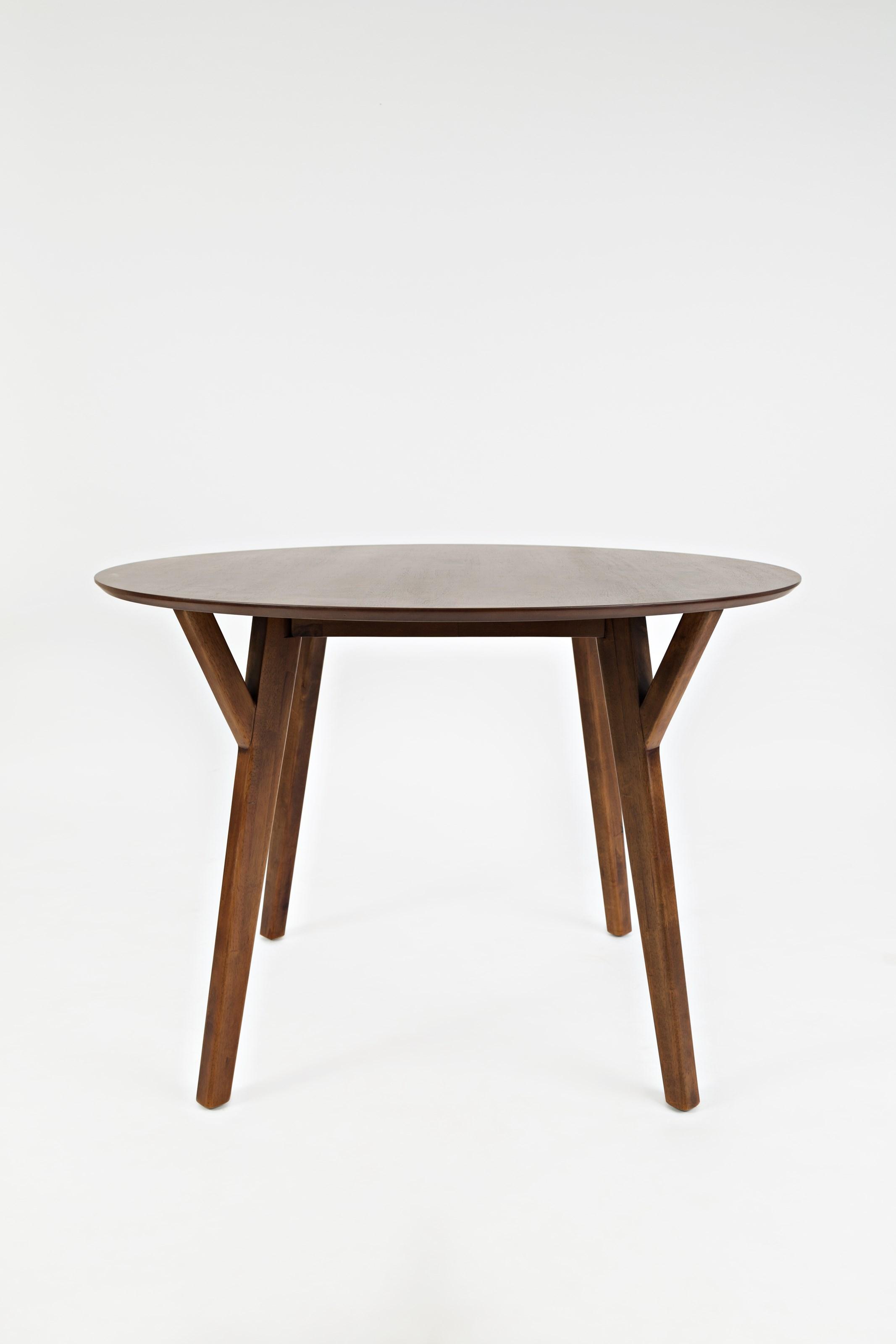 Copenhagen Round Dining Table by Jofran at Jofran