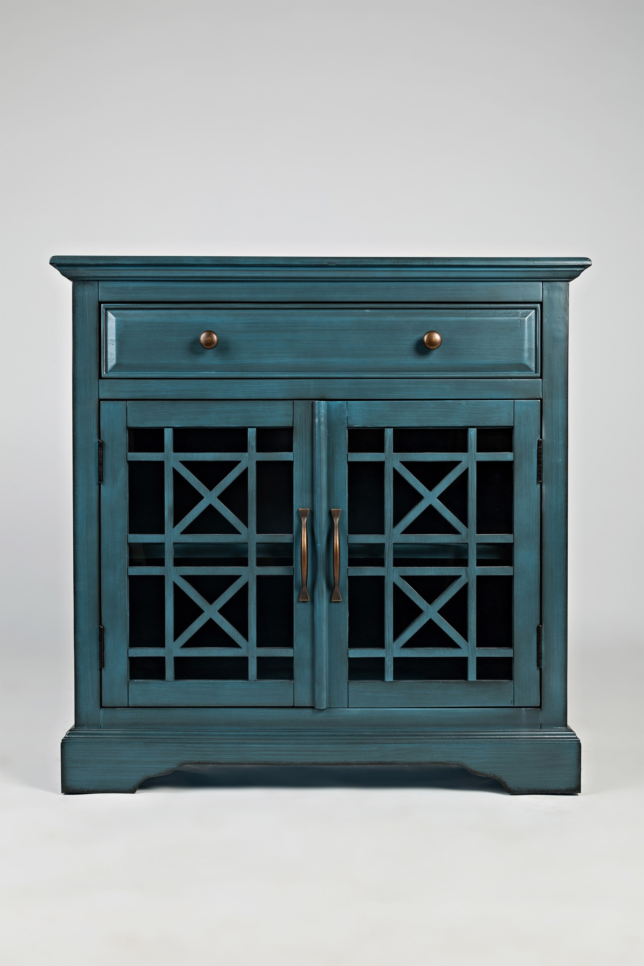 """Craftsman 32"""" Accent Chest by Jofran at Beck's Furniture"""
