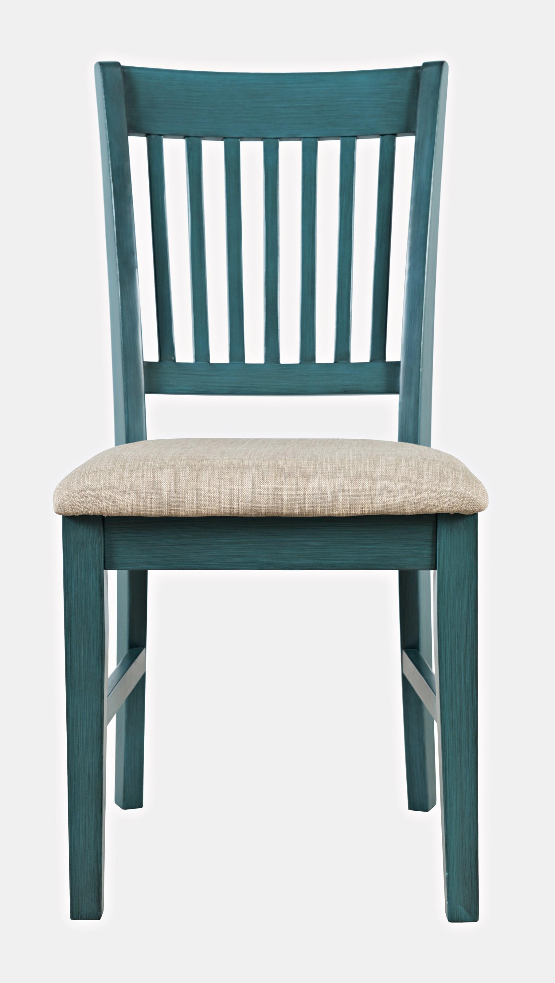 Craftsman Desk Chair by Jofran at Stoney Creek Furniture