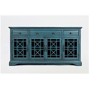"Jofran Craftsman 60"" Media Unit"
