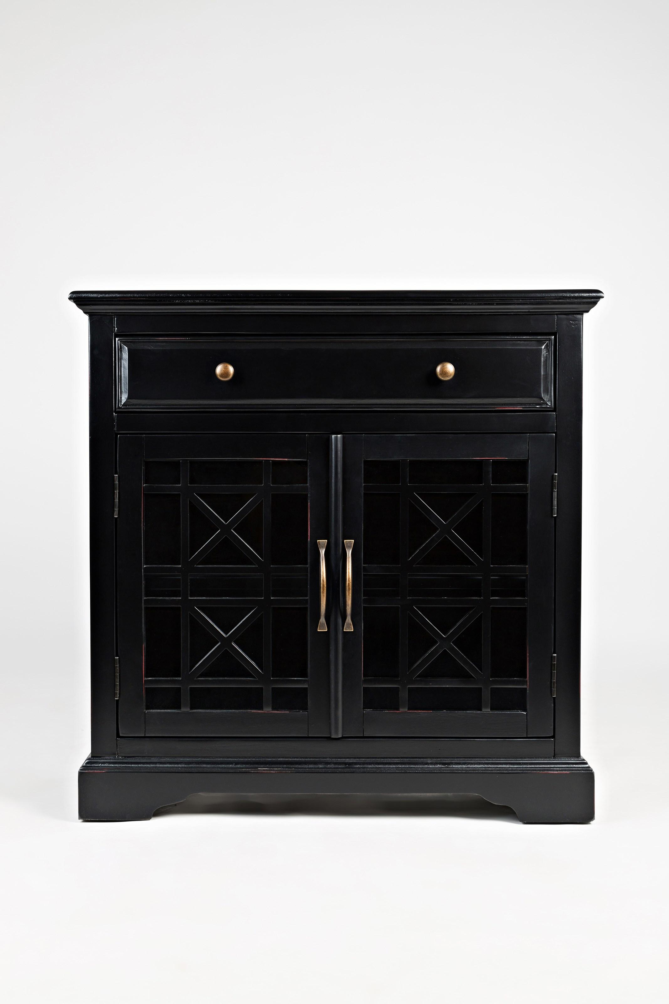 Craftsman Accent Chest by Jofran at HomeWorld Furniture