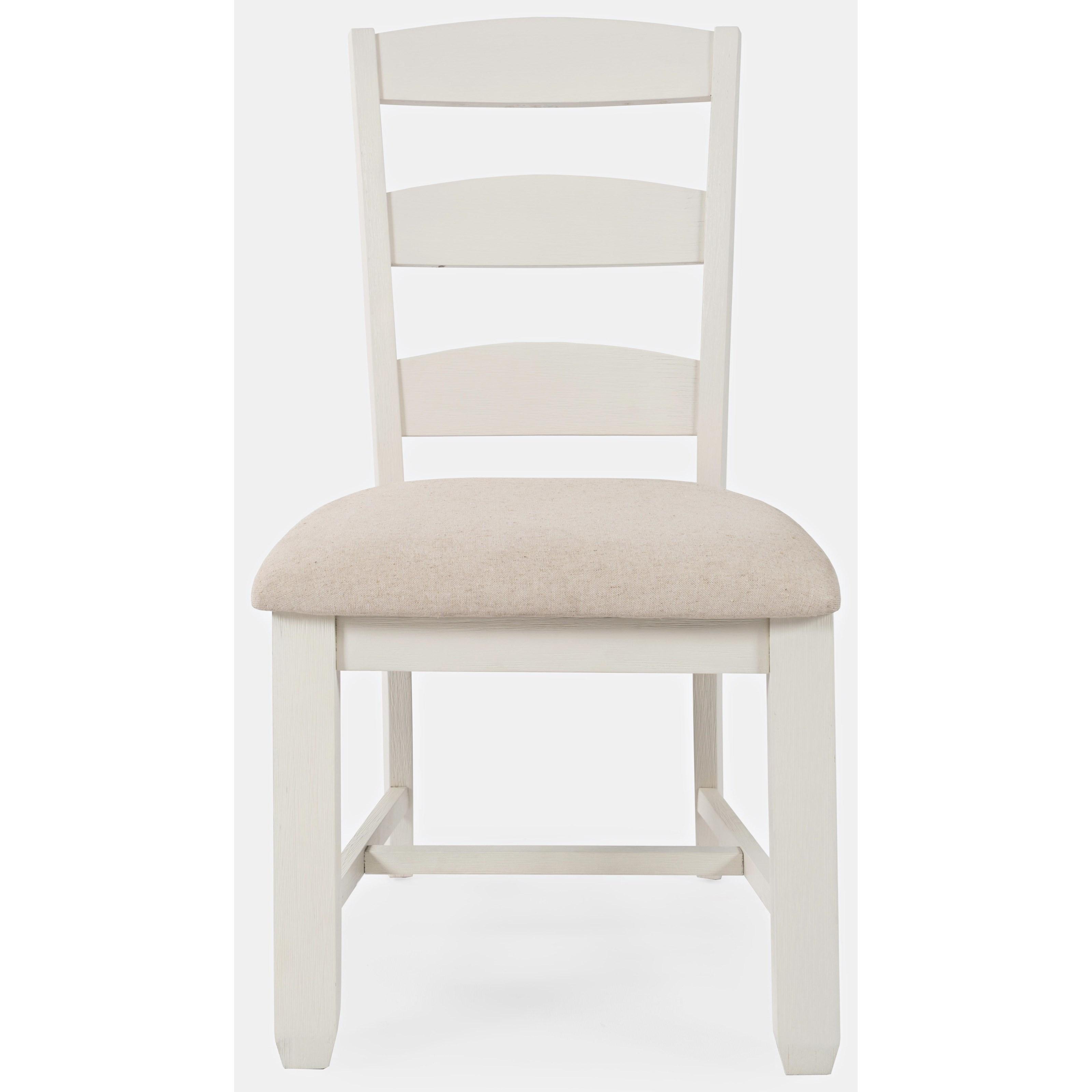 Dana Point Ladderback Chair by Jofran at Jofran