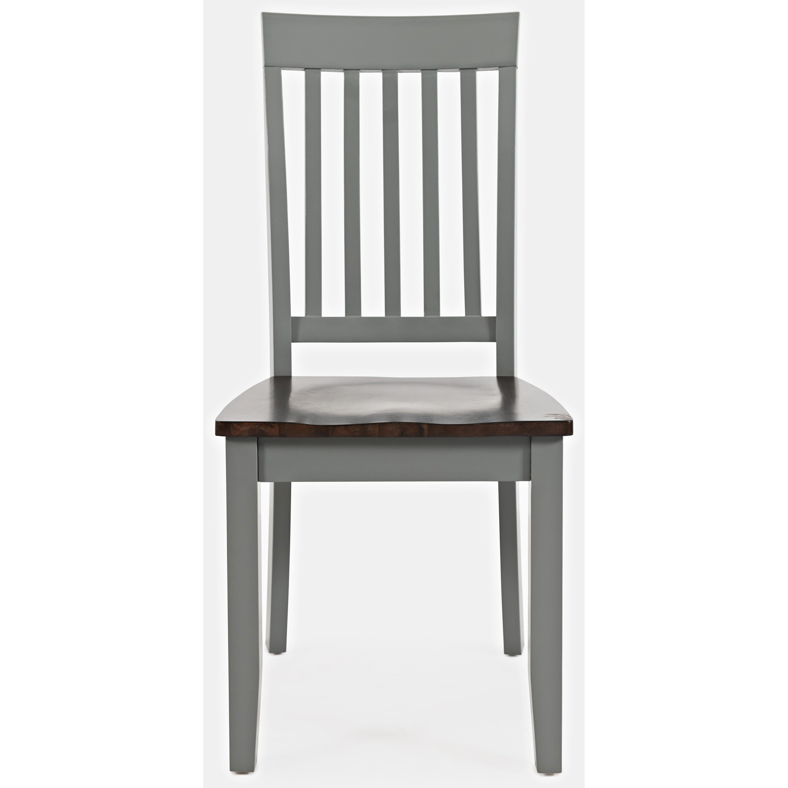 Decatur Lane 2 Side Dining Chairs by Jofran at Lapeer Furniture & Mattress Center
