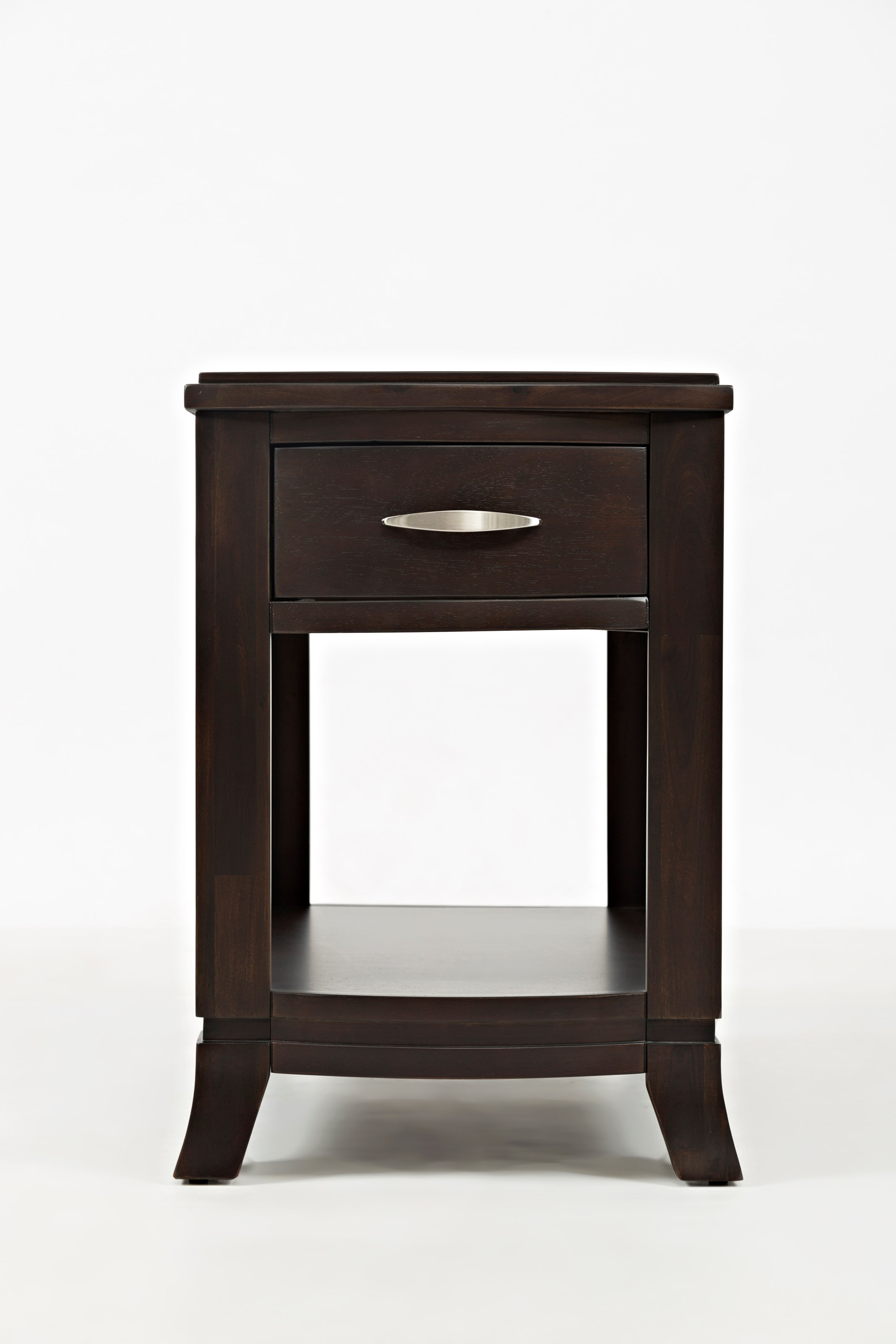 Downtown Chairside Table by Jofran at Value City Furniture