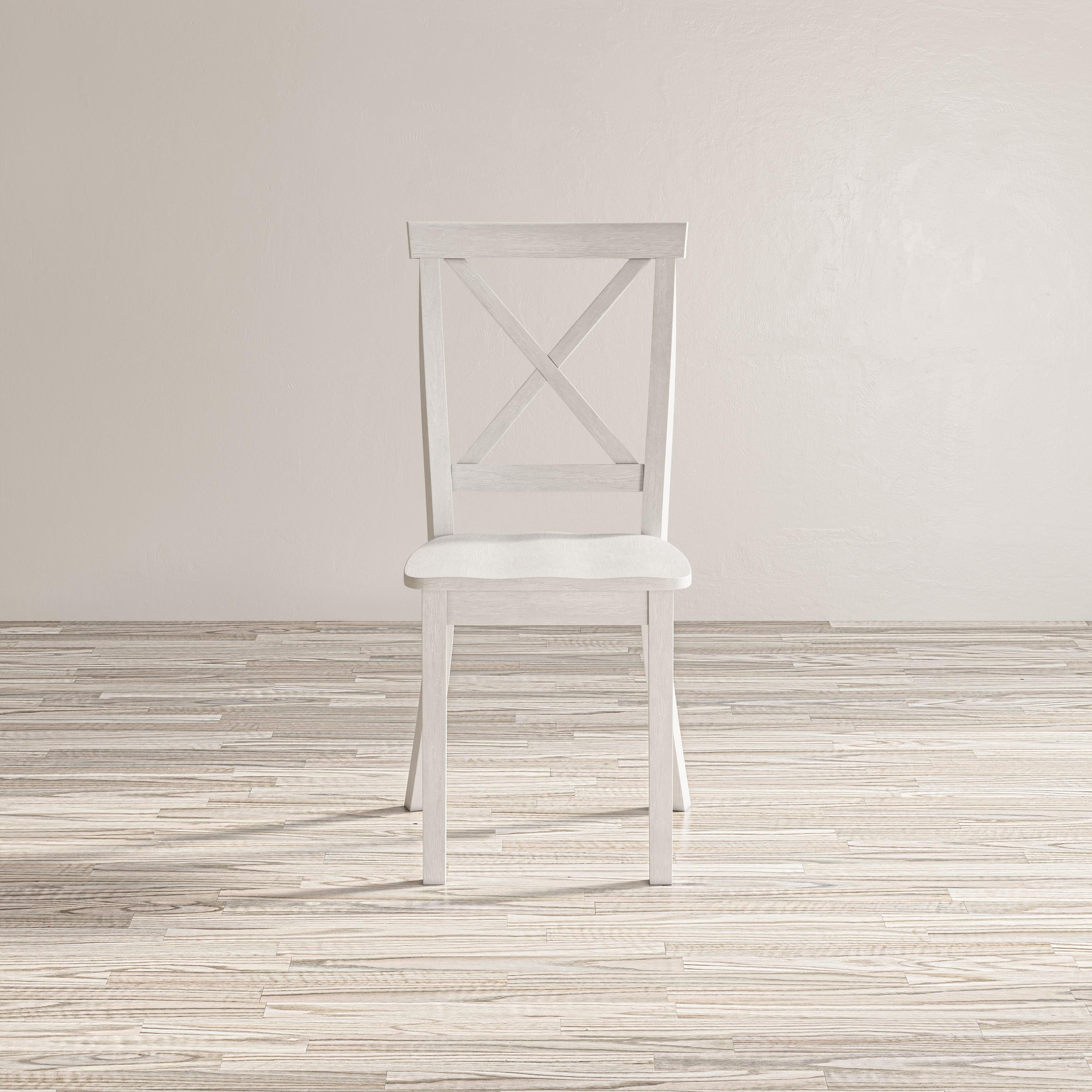 Eastern Tides X Back Dining Chair by Jofran at Furniture Fair - North Carolina
