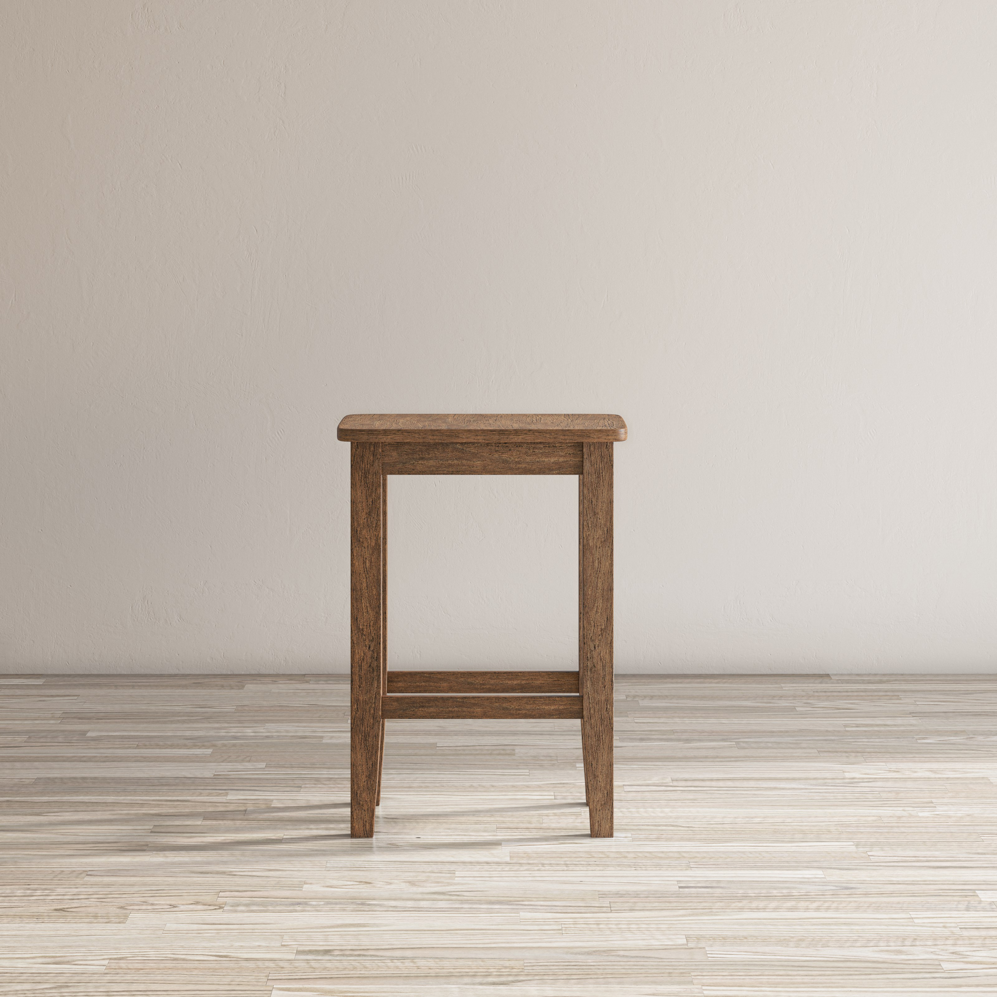 Eastern Tides Backless Counter Stool by Jofran at Mueller Furniture
