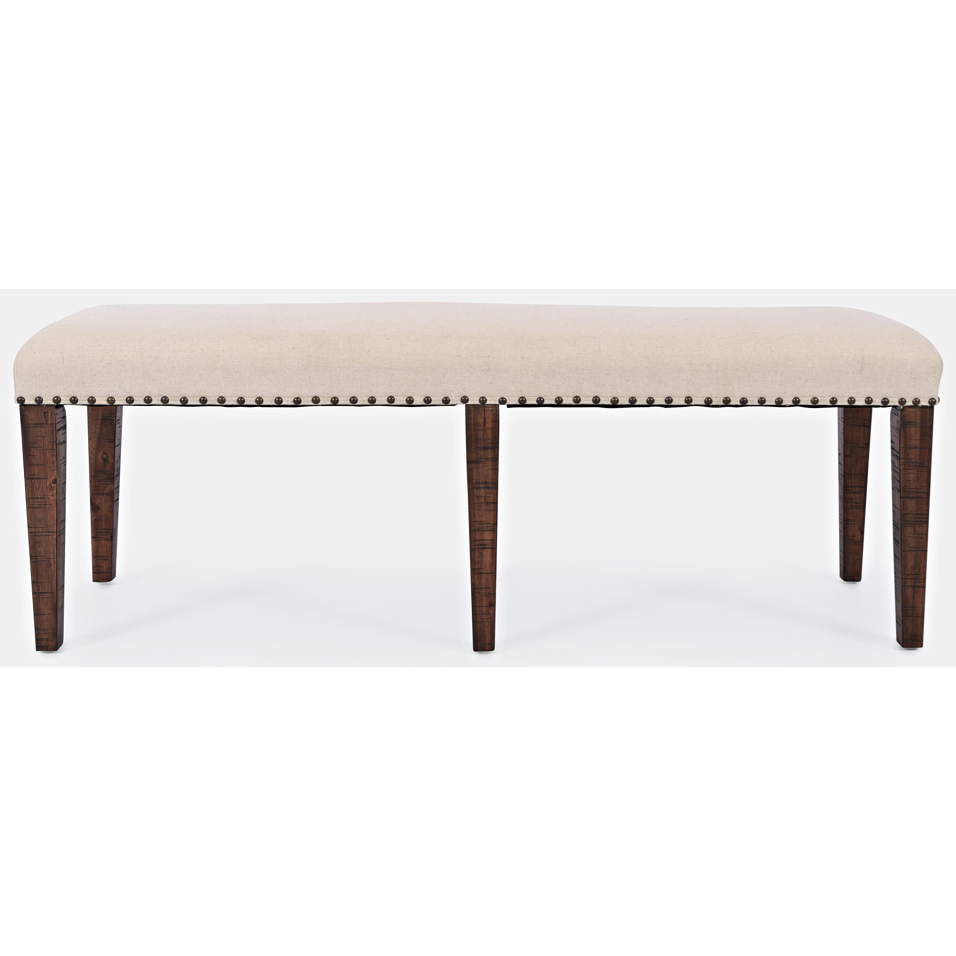 Fairview Backless Dining Bench by Jofran at Crowley Furniture & Mattress